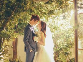 全新《月光森林》森系婚纱照系列
