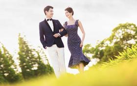 湿地公园一小篇    《旅拍风》正当结婚季