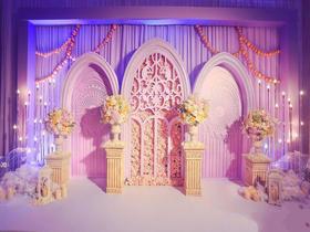 粉色梦幻婚礼——最浪漫的事《镌·刻》