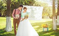 宝铂之幸福阳光——小清新婚纱摄影风