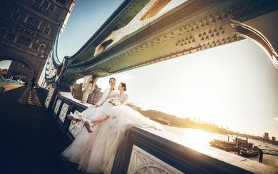 英国VM婚纱摄影欧洲旅拍-伦敦