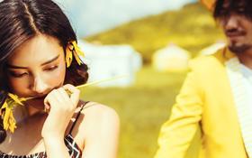青岛天美婚纱摄影---最美蒙古包