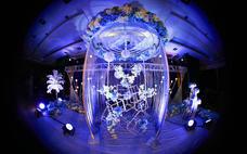 【花理派婚礼】梦幻淡蓝.轻盈的美