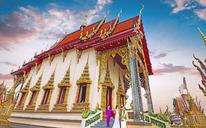 泰国婚纱照——苏梅岛尊享之旅|不限服装套数