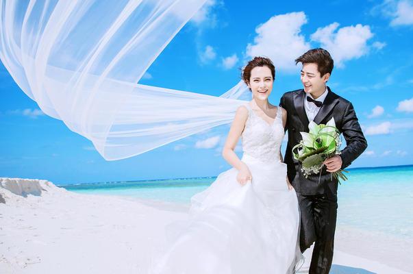 希菲尔婚纱摄影【清水湾】向幸福奔跑