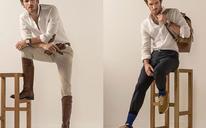 【男士婚礼礼服】588量身定制男士130支纯棉商务衬衫