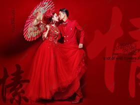 【成都】·拉斐婚纱摄影-中式古典