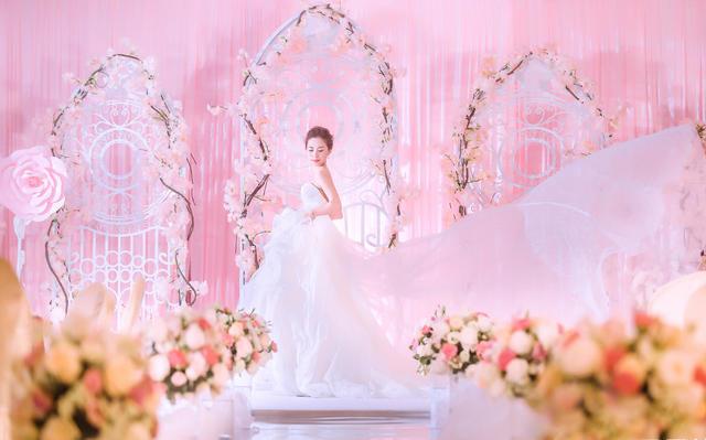心递婚礼|浪漫粉红风•粉红的回忆
