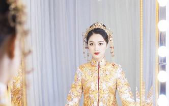 三亚专业资深化妆师全海南新娘跟妆送主伴娘妆