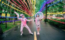 维多利亚全球旅拍【三亚站】客片欣赏