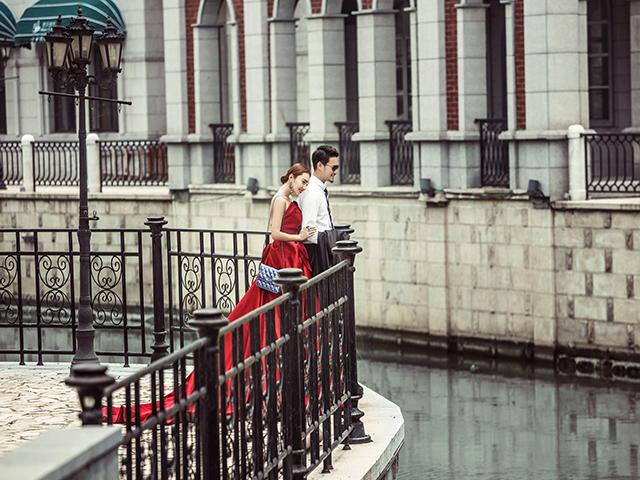 【纽约-轻奢】欧式系列婚纱摄影特价活动套餐