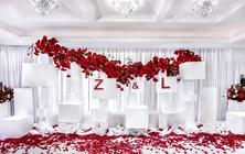 白红玫瑰主题  纯白恋情
