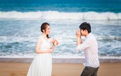 kellywangstudio——三亚旅行婚纱照