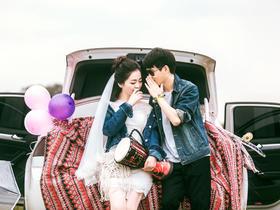 爱罗摄影--VIP定制清新婚纱照系列(推荐)