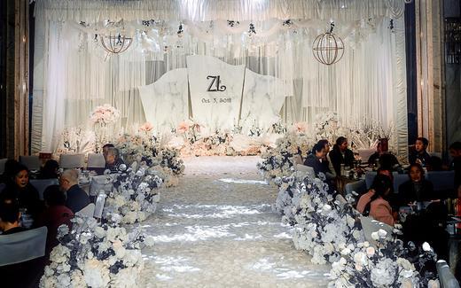 【嫁日新娘婚礼】轻奢定制婚礼