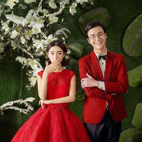 香港卓美国际婚纱摄影海门店