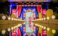 观皇家婚礼,品英伦风情。