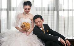 北京室内晚宴婚礼(露和柱的故事)