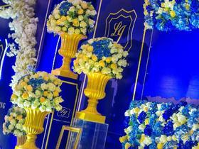 【Blue & Yellow】武汉爱尚你婚礼