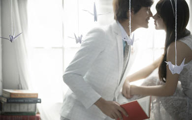 【大视觉】唯美韩系——千纸鹤的爱情