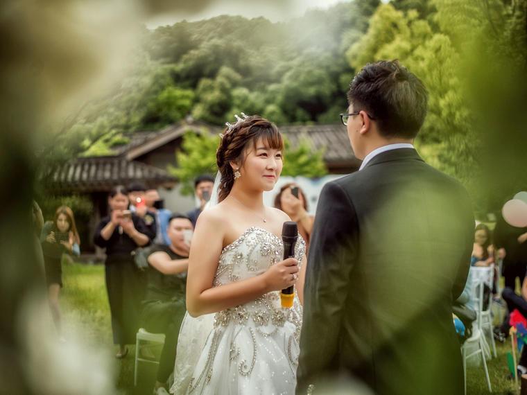 杭州moo Studio婚礼跟拍