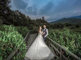 【婚纱摄影】澳洲世纪+坝光海景你喜欢的韩式简约风情