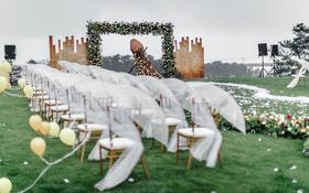 Queen Marry 皇后婚礼-爱的后花园