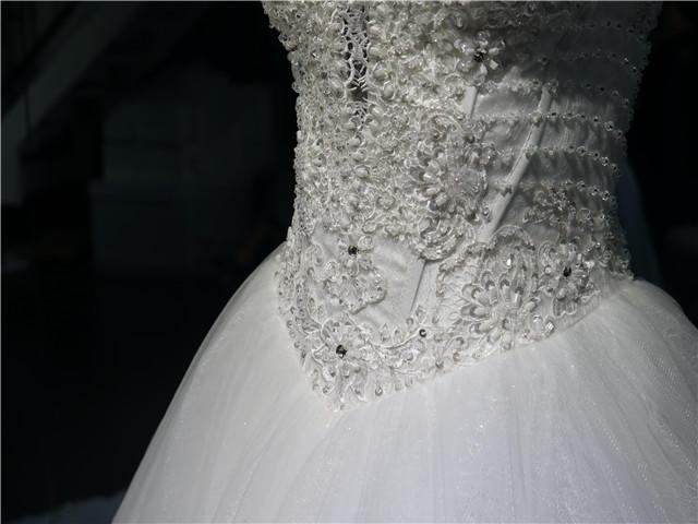 【AROUND】剔透时尚婚纱【租】