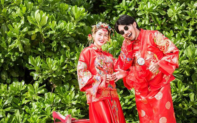 金夫人全球旅拍-古装婚礼(三亚站)