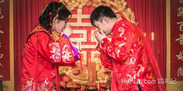 传统中国婚礼