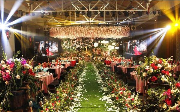 青岛婚宴酒店