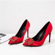 婚鞋选什么颜色好 颜色百搭婚鞋推荐