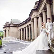 北京有哪些著名的外景婚纱拍摄地