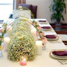 婚庆餐桌布置技巧图文详解