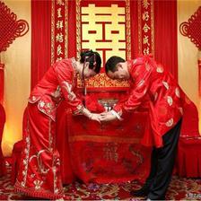 中式婚宴流程及婚宴布置技巧
