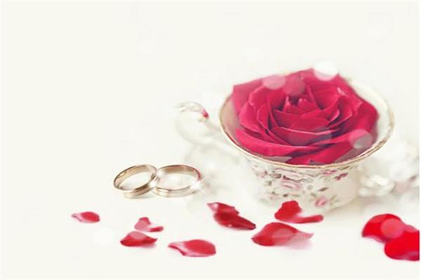 新婚问候语2
