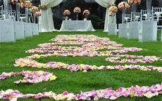 杭州草坪婚礼价格一览表