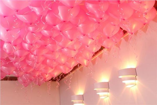婚庆气球怎么绑 婚庆气球造型步骤