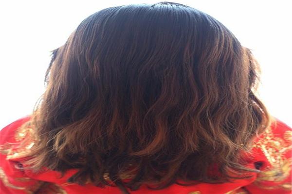 秀禾新娘发型教程图解图片