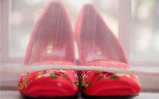 为什么婚鞋只能穿一次?