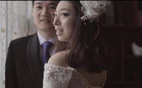总监级双机婚礼跟拍,送婚前外景拍摄