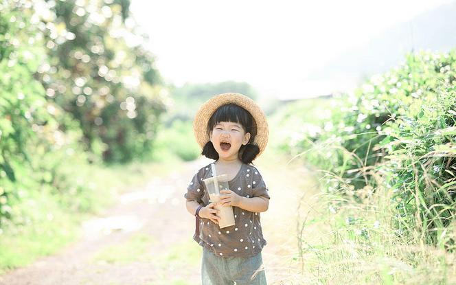 【客片欣赏】儿童全外景写真套餐-桐树里摄影