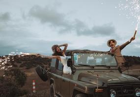 蜜月旅拍❤自由行拍摄❤10年品质旅拍