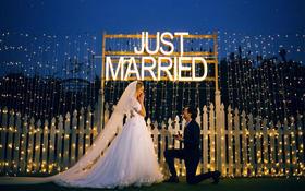 【美十】夜光纪-《JUSET MARRIED》