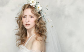 【Daring】私人定制跟妆+婚纱礼服 超值套装