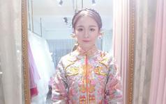 【一鹿·婚礼馆】最新试妆片