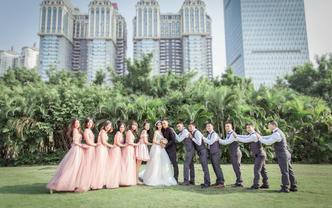 千棠|婚礼纪实婚礼跟拍全程摄影[双机位套餐]