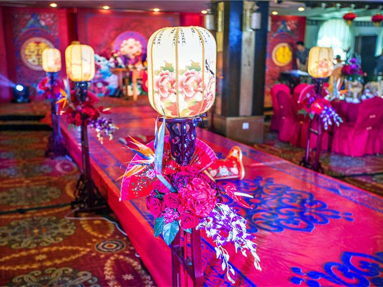 新中式婚礼 特惠价【婚礼印象】未央湖大酒店-高山流水,蓬莱游