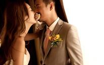 米兰漫步——轻奢时尚内景网络专属婚纱照套系