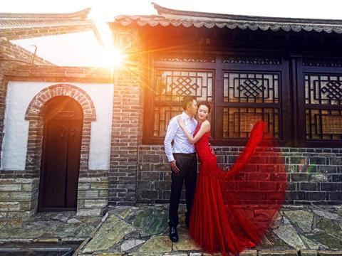 壹图高级婚礼摄影双机位拍摄
